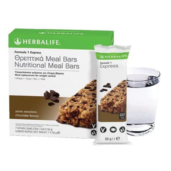 Θρεπτικά F1 Meal Bars Herbalife