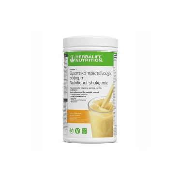 Ρόφημα Formula 1 Herbalife Γεύση Μπανάνα Κρέμα