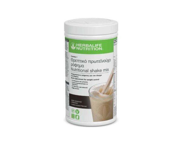Ρόφημα Nutrition Shake Mix Γεύση Τραγανού Μπισκότου