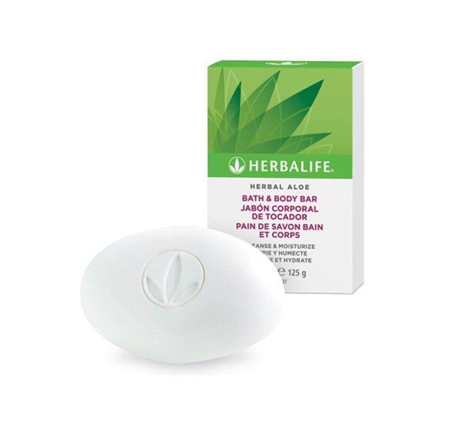 Σαπούνι Σώματος Herbal Aloe Herbalife