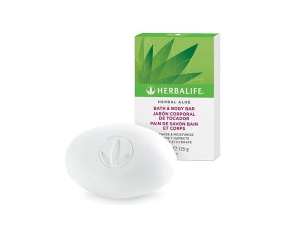 Σαπούνι Σώματος Herbal Aloe Herbalife, Ενυδάτωση και Καθαρισμός Δέρματος