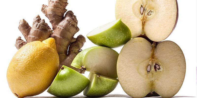 Apple Lemon Ginger