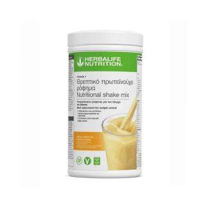 Ρόφημα Formula 1 Κρέμα Μπανάνας Herbalife