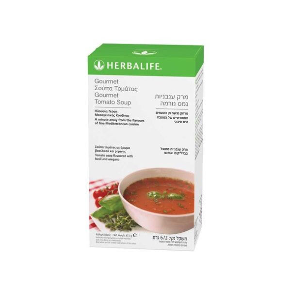 Gourmet Σούπα Ντομάτας Herbalife