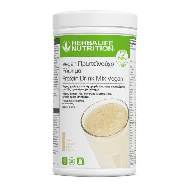 Vegan Πρωτεϊνούχο Ρόφημα (PDM Vegan) 560g